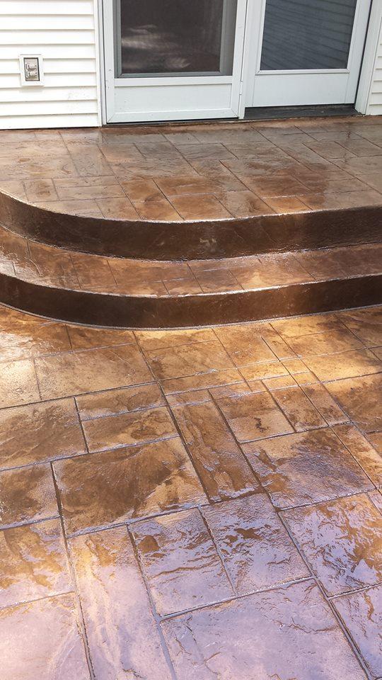 S & M Concrete, LLC - Cedar Rapids, Iowa City, Van Horn